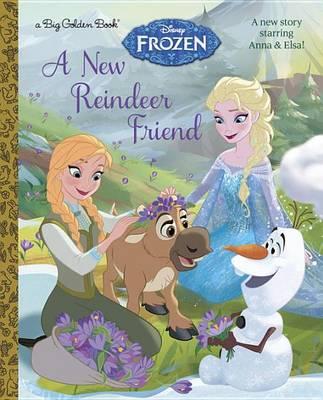 Picture of A New Reindeer Friend (Disney Frozen)