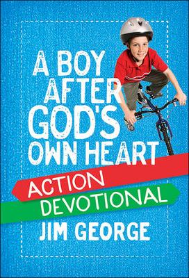 Picture of A Boy After God's Own Heart Action Devotional