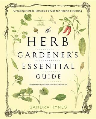 Picture of The Herb Gardener's Essential Guide: Creating Herbal Remedies and Oils for Health and Healing