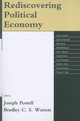Picture of Rediscovering Political Economy