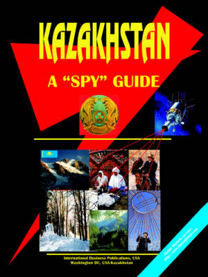 Picture of Kazakhstan a Spy Guide