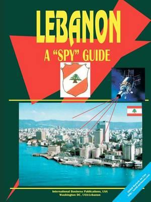 Picture of Lebanon a Spy Guide