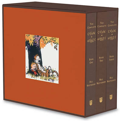 Picture of The Complete Calvin and Hobbes: v. 1, 2, 3