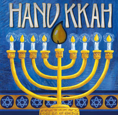 Picture of Hanukkah: A Mini Animotion Book
