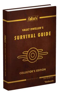 Picture of Fallout 4 Vault Dweller's Survival Guide: Prima Official Game Guide