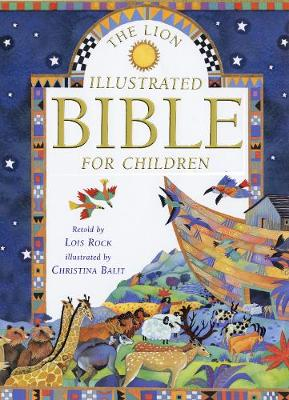 Picture of The Lion Illustrated Bible for Children