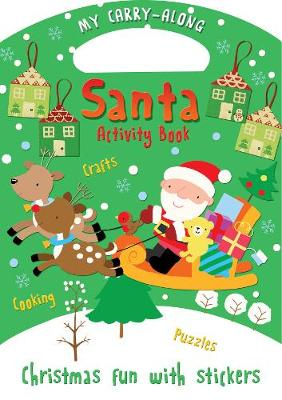 Picture of My Carry-Along Santa Activity Book: Activity Book with Stickers