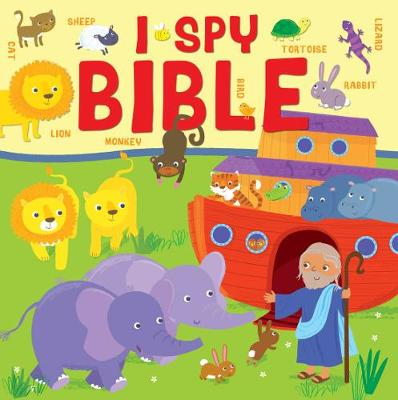 Picture of I Spy Bible: A Picture Puzzle Bible for the Very Young