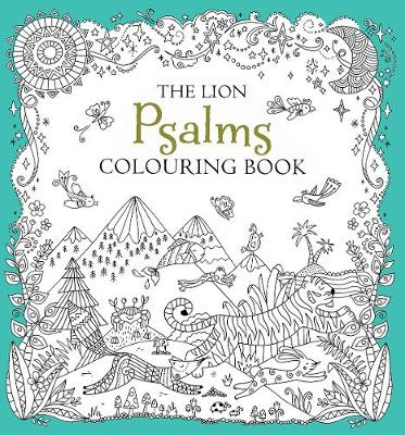 Picture of The Lion Psalms Colouring Book