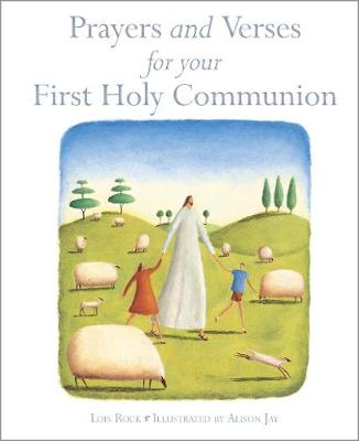 Picture of Prayers and Verses for Your First Holy Communion
