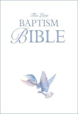 Picture of The Lion Baptism Bible: A Special Gift