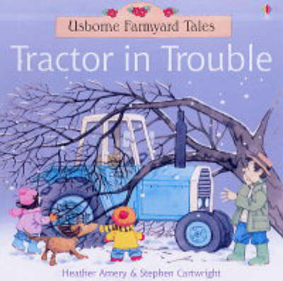 Picture of Tractor in Trouble