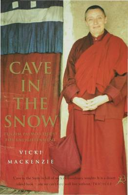 Picture of Cave in the Snow: A Western Woman's Quest for Enlightenment