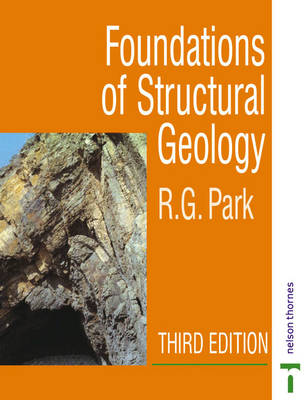 Picture of Foundation of Structural Geology