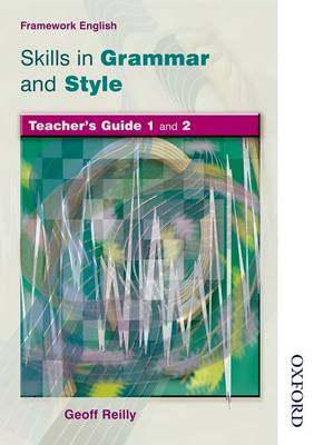 Picture of Nelson Thornes Framework English Skills in Grammar and Style Teacher Guide