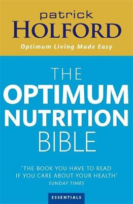 Picture of The Optimum Nutrition Bible: The Book You Have to Read If Your Care About Your Health