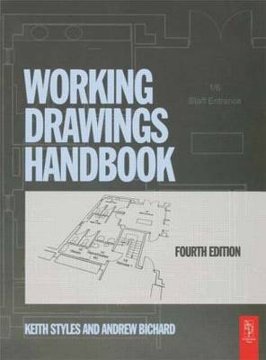 Picture of Working Drawings Handbook