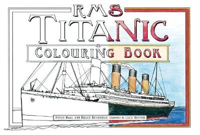Picture of The RMS Titanic Colouring Book