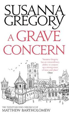Picture of A Grave Concern: The Twenty Second Chronicle of Matthew Bartholomew