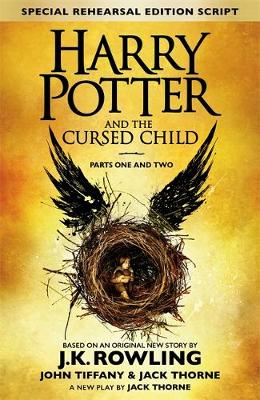 Picture of Harry Potter and the Cursed Child - Parts One & Two (Special Rehearsal Edition): The Official Script Book of the Original West End Production: Parts I & II