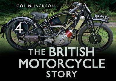 Picture of The British Motorcycle Story