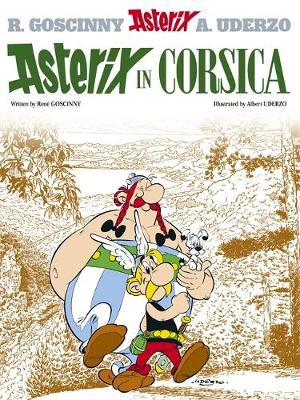 Picture of Asterix in Corsica: Album