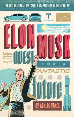 Picture of Elon Musk Young Reader's Edition