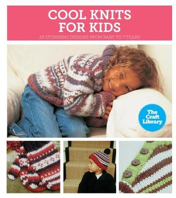 Picture of The Craft Library: Cool Knits for Kids