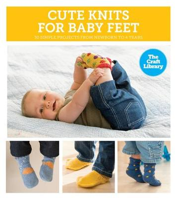 Picture of The Craft Library: Cute Knits for Baby Feet
