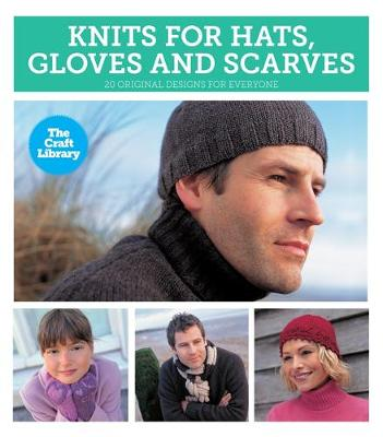 Picture of The Craft Library: Knits for Hats, Gloves & Scarves
