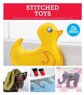 Picture of The Craft Library: Stitched Toys