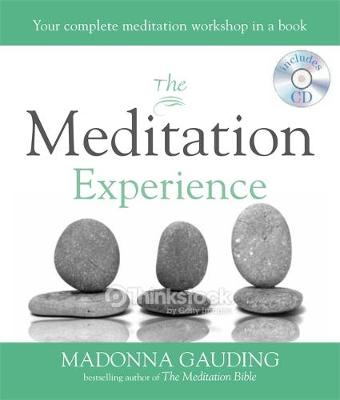 Picture of The Meditation Experience: Your Complete Meditation Workshop in a Book