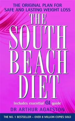 Picture of The South Beach Diet: A Doctor's Plan for Fast and Lasting Weight Loss