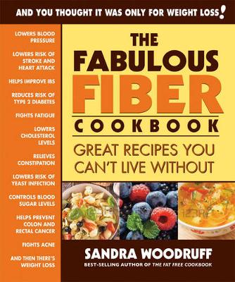 Picture of The Fabulous Fiber Cookbook: Great Recipes You Can't Live Without
