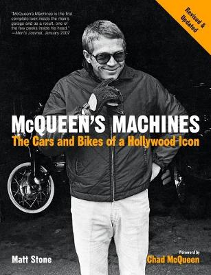Picture of McQueen's Machines: The Cars and Bikes of a Hollywood Icon