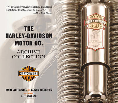 Picture of The Harley-Davidson Motor Co. Archive Collection