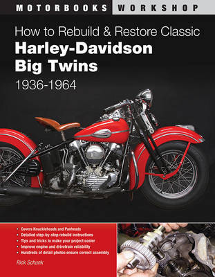 Picture of How to Rebuild and Restore Classic Harley-Davidson Big Twins 1936-1964