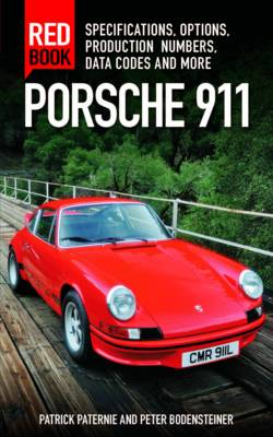 Picture of Porsche 911 Red Book: Specifications, Options, Production Numbers, Data Codes and More