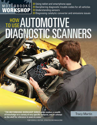 Picture of How to Use Automotive Diagnostic Scanners: Understand OBD-I and OBD-II Systems - Troubleshoot Diagnostic Error Codes for All Vehicles - Select the Right Scan Tools and Code Readers