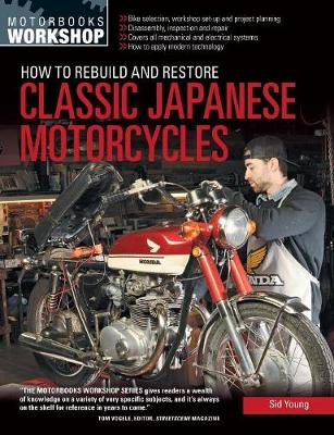 Picture of How to Rebuild and Restore Classic Japanese Motorcycles