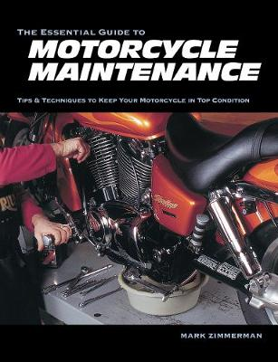Picture of The Essential Guide to Motorcycle Maintenance