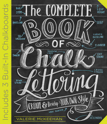 Picture of The Complete Book of Chalk Lettering
