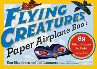 Picture of Flying Creatures Paper Airplane Book: 69 Mini Planes to Fold and Fly