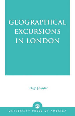 Picture of Geographical Excursions in London