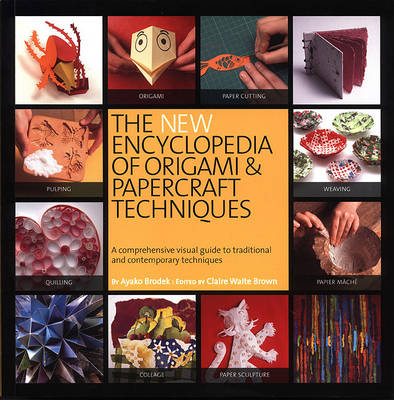 Picture of New Encyclopedia of Origami and Papercraft Techniques