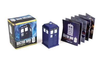 Picture of Doctor Who: Light-Up Tardis Kit