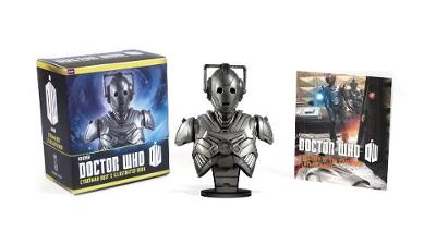 Picture of Doctor Who: Cyberman Bust and Illustrated Book