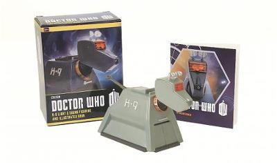 Picture of Doctor Who: K-9 Light-and-Sound Figurine and Illustrated Book