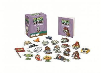 Picture of Plants vs. Zombies: Create Your Own Zombie: A Magnetic Kit