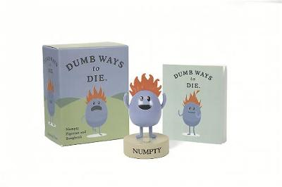 Picture of Dumb Ways to Die: Numpty Figurine and Songbook
